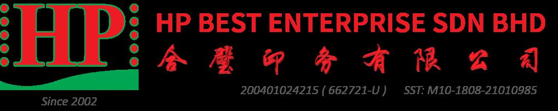 HP Best Enterprise Sdn Bhd